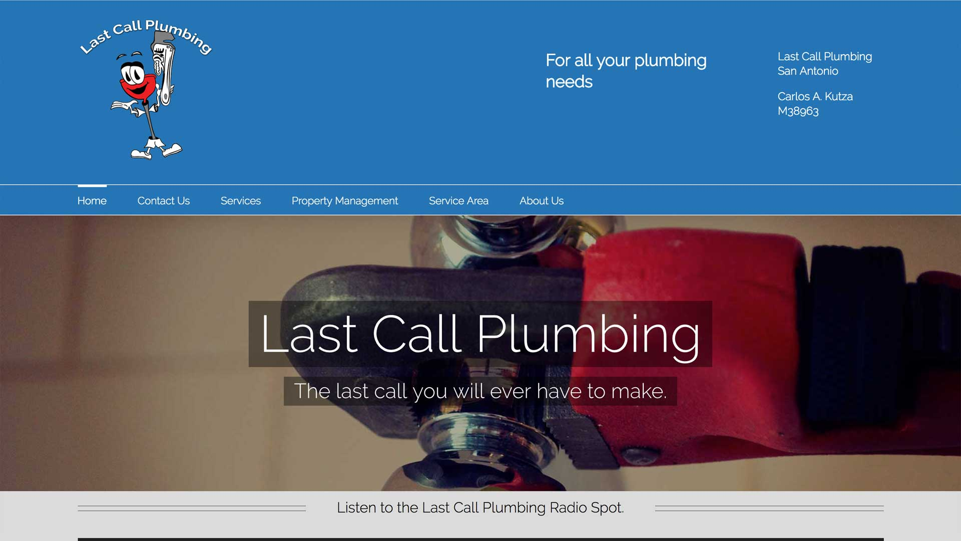 Last Call Plumbing